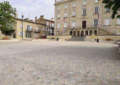 Bourg St Andéol - Galets sciés - Aigues Vives